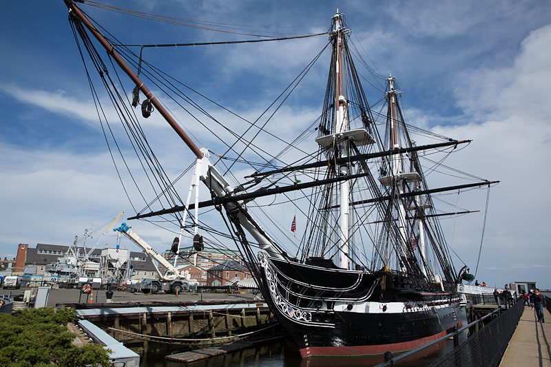 Boston, USS Constitution