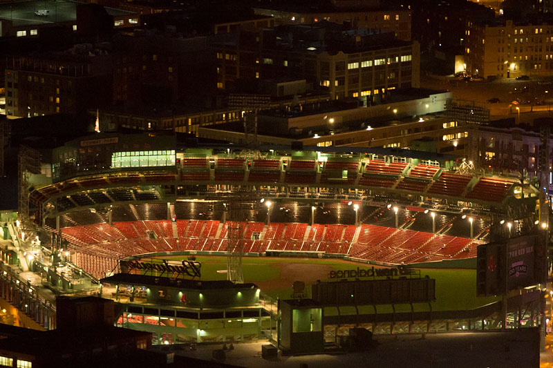 Boston, Fenway Stadion